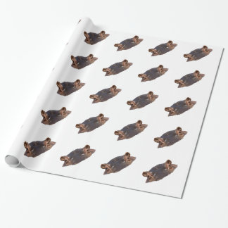 Hippo Wrapping Paper
