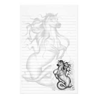 Hippocampus Stationary Stationery