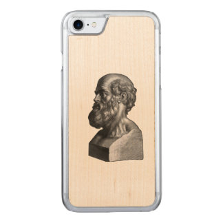 Hippocrates Carved iPhone 8/7 Case