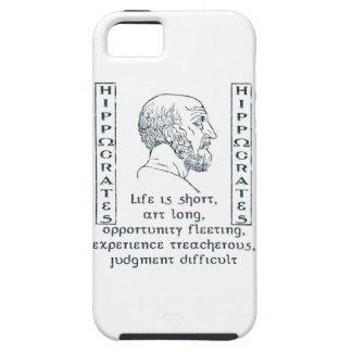 Hippocrates iPhone 5 Cases