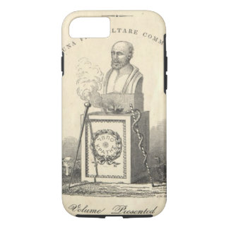 Hippocrates on Pedestal iPhone 7 Case