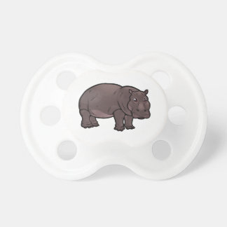 Hippopotamus Baby Pacifier
