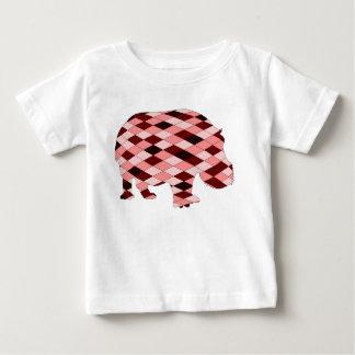 Hippopotamus Baby T-Shirt