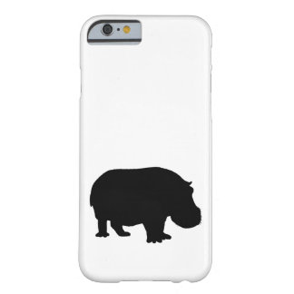 Hippopotamus Barely There iPhone 6 Case