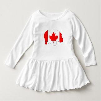 Hippopotamus Canada Dress
