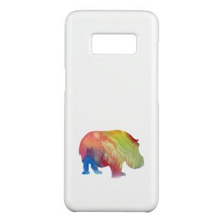 Hippopotamus Case-Mate Samsung Galaxy S8 Case