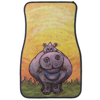 Hippopotamus Gifts & Accessories Auto Mat