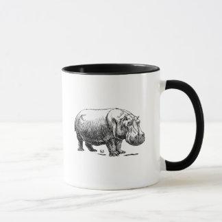 Hippopotamus Mug