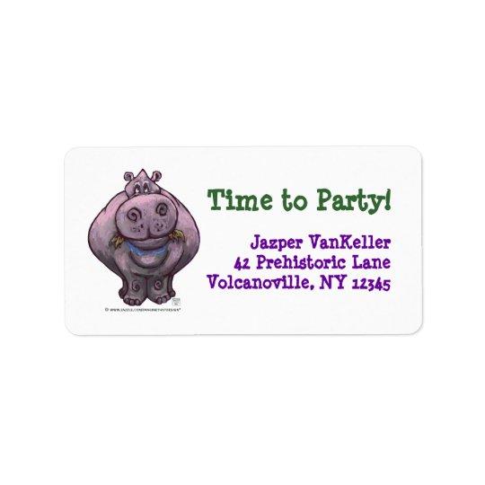 Hippopotamus Party Centre