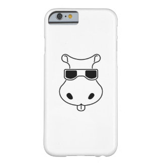 Hippopotamus Sunglasses Love Hippos Fiona Baby Barely There iPhone 6 Case