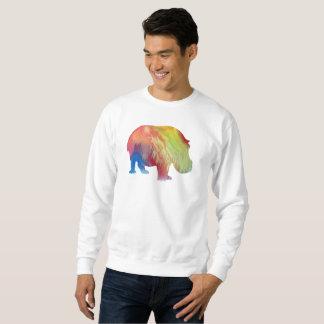 Hippopotamus Sweatshirt
