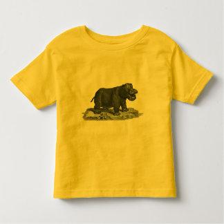 Hippopotamus Toddler Fine Jersey T-Shirt