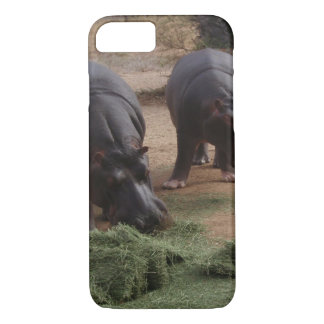 Hippos iPhone 7 Case
