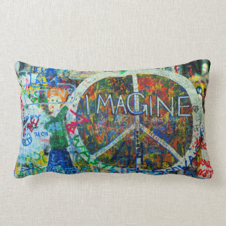 Hippy American MoJo Pillow