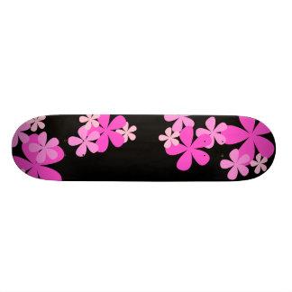 Hippy Chick Skateboard deck