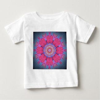 hippy flower design t-shirts
