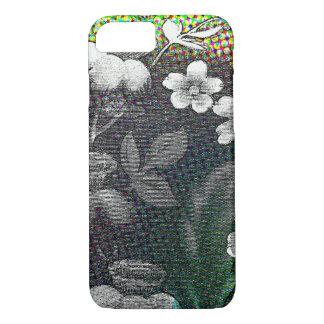 Hippy Flower IPhone Case