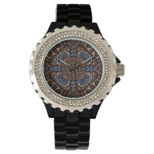 Hippy Peace Retro Colourful Boho Chic Watches