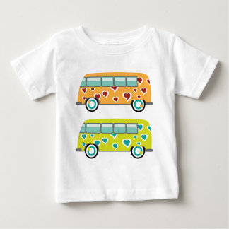 Hippy Van Baby T-Shirt