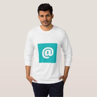 Hipstar @ Blue Long-Sleeve T-Shirt