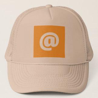 Hipstar @ Trucker Hat (Orange)
