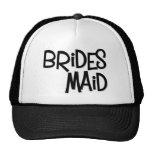 Hipster Bridesmaid Trucker Hats