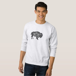 Hipster Buffalo Jumper Sweatshirt