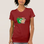 Hipster Bunny T-Shirt (without text)