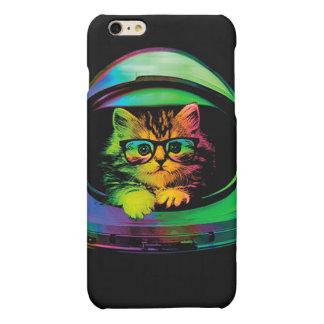 Hipster cat - Cat astronaut - space cat
