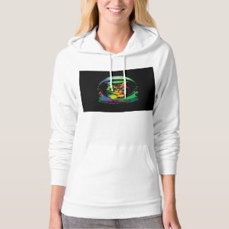 Hipster cat - Cat astronaut - space cat Hoodie