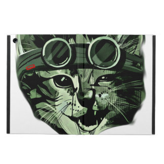 HIpster Cat iPad Air Cover