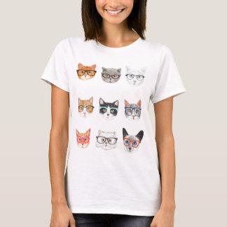 Hipster Cats T-Shirt