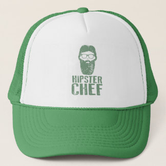 Hipster Chef Trucker Hat