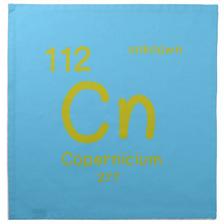 Hipster Chemistry Napkin