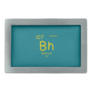 Hipster Chemistry Rectangular Belt Buckles