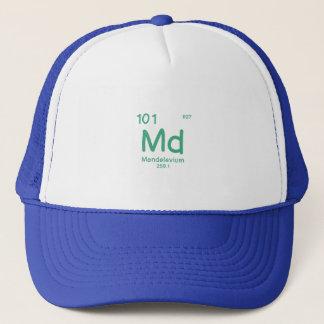 Hipster Chemistry Trucker Hat