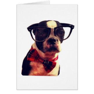 Hipster Christmas Card