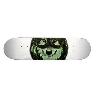 Hipster Dog Style Skateboards