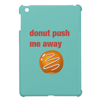 Hipster Don't iPad Mini Case