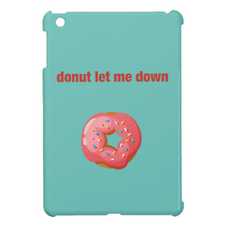 Hipster Don't iPad Mini Cover