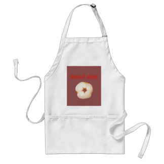 Hipster Don't Standard Apron