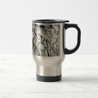 hipster effect texture travel mug