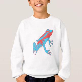 Hipster Frog Sweatshirt