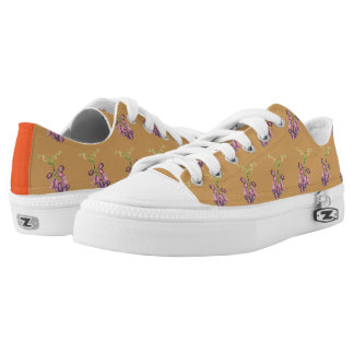 Hipster Fruit Low-Top Sneakers