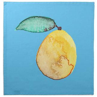 Hipster Fruit Napkin