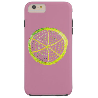 Hipster Fruit Tough iPhone 6 Plus Case