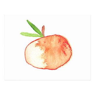 Hipster Fruits 136x136@3x 408x408    029 copy Postcard