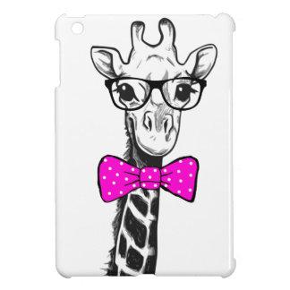 Hipster Giraffe Case For The iPad Mini