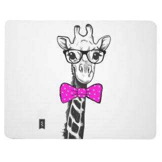Hipster Giraffe Journal