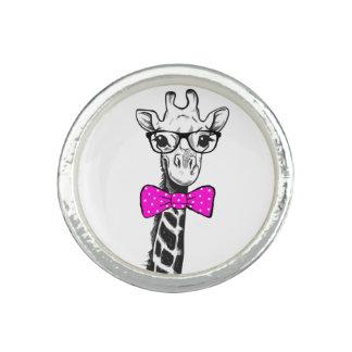 Hipster Giraffe Rings